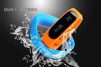 Smart Bracelet Bluetooth 4.0 Healthy Tracker Wrist Watch Waterproof IP57 Stport watch Anti-lost Warning Passometer Free Shipping