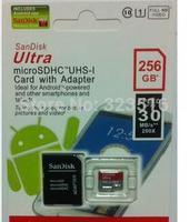 2015FREE shipping SDK 256GB microsd TF Card micro sd card c memory card
