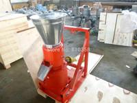 KL229PTO 3 roller driveing die static  wood pellet press for fuel in winter