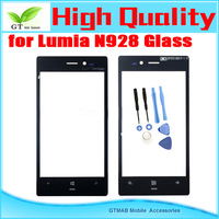 5pcs OEM Front Glass For Nokia lumia 928 N928 Glass Outer Lens Replacement+Free Tools free shipping