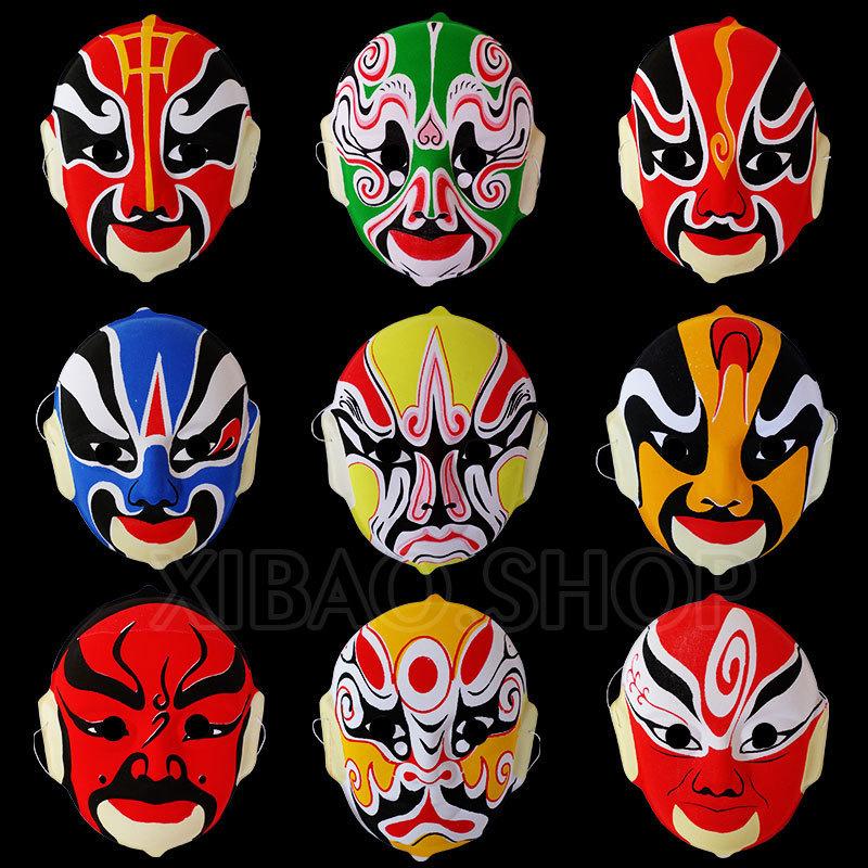 Atacado moda 20 Pcs Masquerade Halloween carnaval festivo do partido máscara DIY fazendo descobertas(China (Mainland))