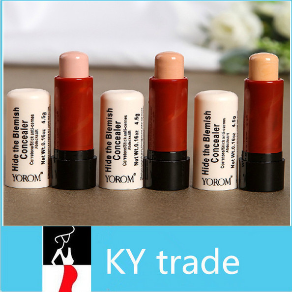 Wholesale & Retail Promotions The real best France Pasha Concealer Hide The Blemish Creamy Concealer Stick free shipping(China (Mainland))
