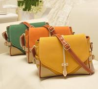 2014 Fashion NEW Women Vintage Shoulder Bag Messenger Body Satchel Bag Faux Suede Handbag Bag