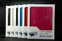 For Samsung GALAXY TAB4 T530 T531 T535 10.1 inch tablet Smart Magnetic Business Folding Folio Case Cover Stand Hot best gift!