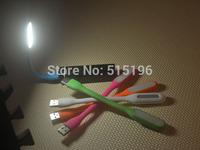 5 Colors Novel Light DC 5V USB LED Lamp Table Light