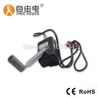 30W 14V Travel/Outdoor Emergency Power Supply Manual Generator