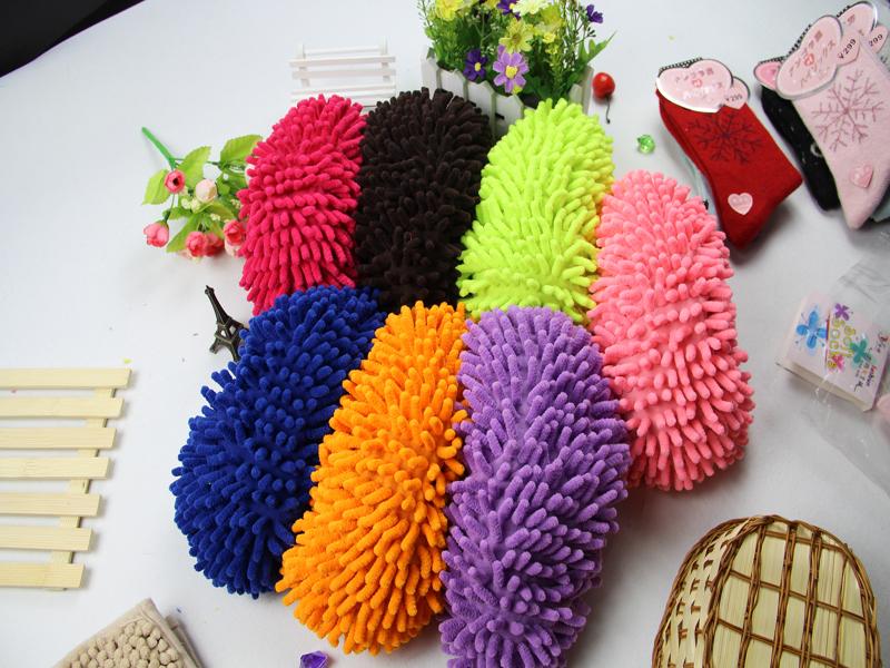 Microfiber Mop Cover Covers Dust Mop Slipper