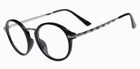 (10 pieces/lot) New 2015 fashion plastic optical frame retro acetate eyewear frame accept mixed order