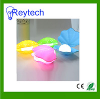 Colorful shell Night light, best gift to children and family