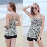Good Quality New Fashion Brand Pattern Summer Women Swimsuit Tankini Bikini Biquine Swimwear Free Shipping