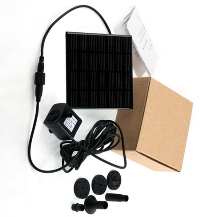 Насос Solar Garden Pump