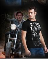 Unisex Zombie Fashion short-sleeve T-Shirt  Slim M-XXL YF104