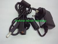 free shipping UK Plug Power Supply AC USB Kinect Sensor Adapter for Xbox 360 Slim