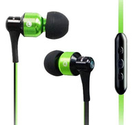 Awei ES-50vi in ear earphone with mic for iphone ipad ipod+retail box deep base noise isolation awei 50vi headphone for iphone