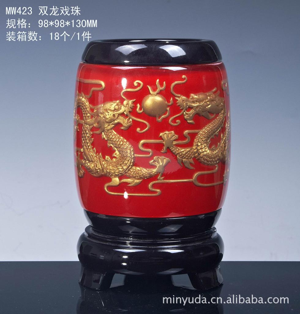 QianYi Square Fuguihong shakin Pen Gift Dragons government trade meeting(China (Mainland))