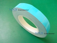 21mm or 22mm wide, 25 meters/roll, Double Sided Adhesive Thermal Conductive Tape for LED Lighting Panel Chipset Heat Trasnfer