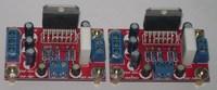 YJ 2pcs/pair +/-40VDC TDA7293 2.0 channel power amplifier board 2*85W