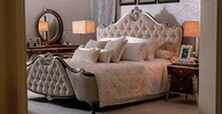 New Promotional Good Price Fashion Modern Bedroom Sets