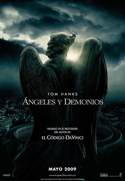 Les plus belles affiches de cinéma - Page 4 Angels-font-b-Demons-b-font-2009-Classic-Retro-old-font-b-Movie-b-font-Poster