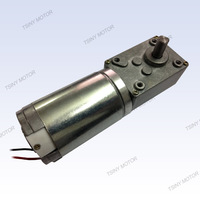 24V Metal Gear DC geared motor Planetary reduction 80RPM High torque, Electric dc worm gear motor,Free Shipping