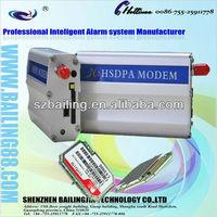 3G modem ,factory direct sale RS232&USB interface SIM5215E UMTS/HSDPA 900/2100MHz  GSM/GPRS/EDGE850/900/1800MHz sms modem