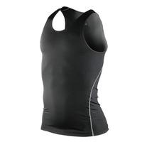 New design mens winter vest running tights fitness men sport fitness vest jogging suits chaleco hombre sport clothes man running
