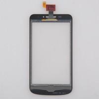 Outer Glass Lens Touch Digitizer Screen for MetroPCS ZTE Avid 4G N9120 Black