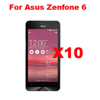 10pcs/Set HIGH Clear LCD Screen Protectors Screen Film Screen Guard For ASUS Zenfone 6