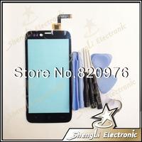 10pcs/lot Wholesale Original Touch screen Touchscreen Digitizer Glass Replacement For Amagatarai Tianyu S5T +Open Tools