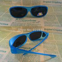 Lot 2Prs New Overglasses: Sunglasses That Fit Over  Glasses for Men & Women: Wear Overs-Matte Transparent Frame Hot
