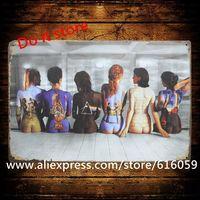 [ Do it ]  Pink Floyd Metal Poster Vintage Craft  Wall painting PUB Bar  Art Decor 20*30 CM B-326