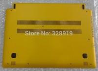 for new lenovo flex2-14 bottom  Case Cover D COVER yellow