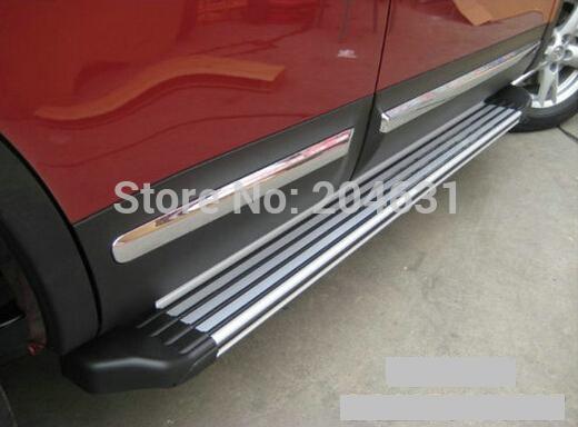 Хромовые накладки для авто Nerf OEM Qashqai 2007/2013 хромовые накладки для авто oem toyota h b