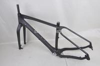 2015 carbon fiber snow bike fat frame carbon fat frame /mtb carbon fat frame