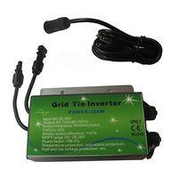Waterproof IP67 Grid Tie inverter 300W 230V W/ MPPT function for 36V solar panel