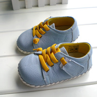New Spring 2015 Genuine Leather Slip toddler shoes Everything for children's clothing and accessories first walker