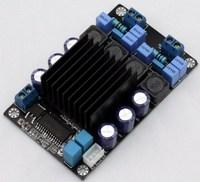 YJ 24VDC STA508 + TC2000 2.0 channel class D power amplifier board 2*80W for car amplifier