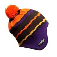 NEFF veneer cap winter ski knit cap wool fleece lined with cap 55-62 - cm elastic head circumference   free  shipping