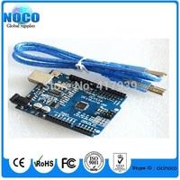 5set/lot UNO R3 UNO board with usb cable for Arduino UNO MEGA328P CH340G