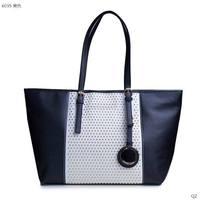 2015 New Famous Designers Brand rivet style women handbag fashion shoulder bag pu leather bag 5 colors