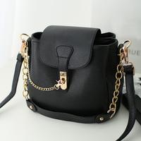 Bags 2014 women's handbag fashion all-match bucket chain shoulder bag handbag messenger bag