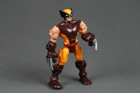 New Marvel Super Hero Mashers Wolverine loose Figure 6 Inches