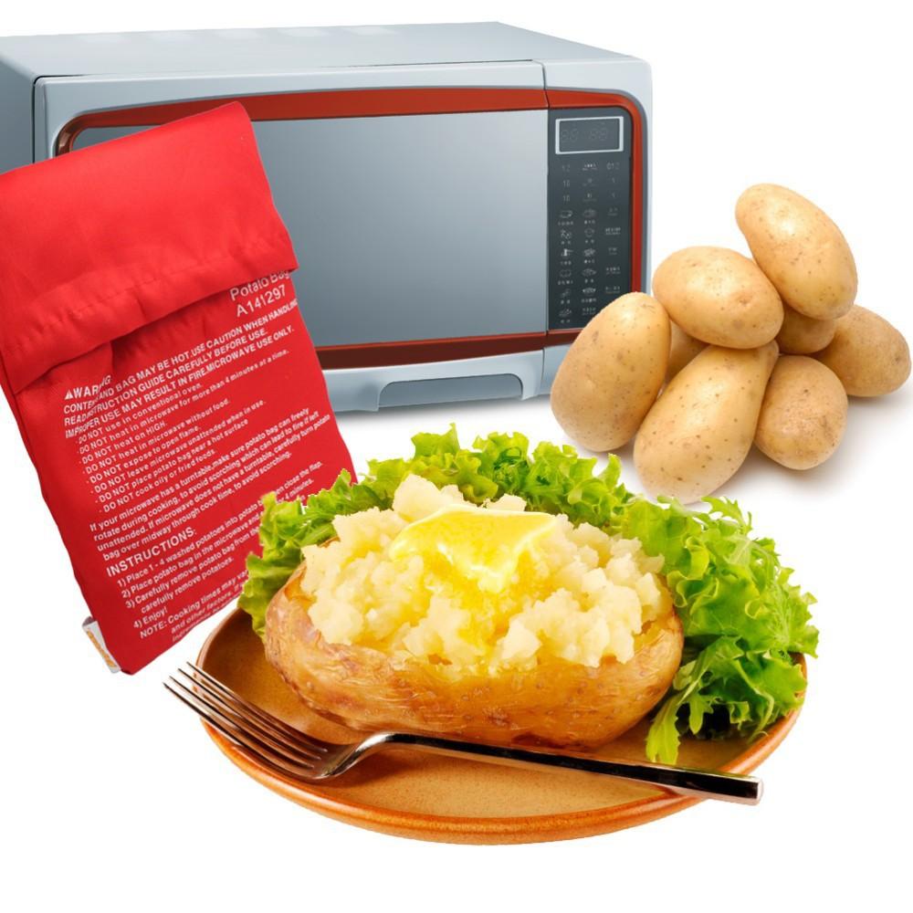 Oven Bag Potatoes Potato Cooker Perfect Oven