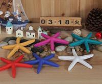 Mediterranean ocean starfish fingers ornaments. Floor wall hangings Photo photography props.kawaii vintage home decor