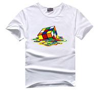 casual short o-neck print woman cotton t-shirt raglan women camiseta feminina 10 colors S M L