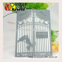 New products wedding card invitation custom wedding invitation card designs