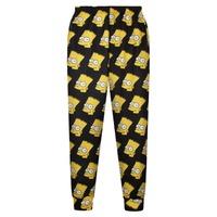 Hot sale 2015 autumn new style men/womens joggers pants 3D Harajuku print cartoon the Simpsons skinny jogging running sweatpants