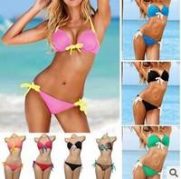ladies seafolly push up bathing suit triangl bikini brazilian brasileiro swimsuit vintage  bikinis swimwear women beach wear