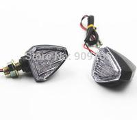 Amber Universal LED TURN SIGNAL Light Indicator Blinker For  Suzuki Gsxr 600 750 1000 1300 Gsf