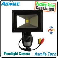 LED Floodlight Camera Security Camera Floodlight DVR Security Light Camera with wifi